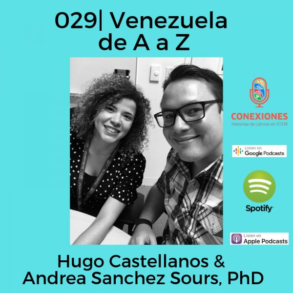 Venezuela de la A a la Z: Con Andrea Sanchez-Sours | #29