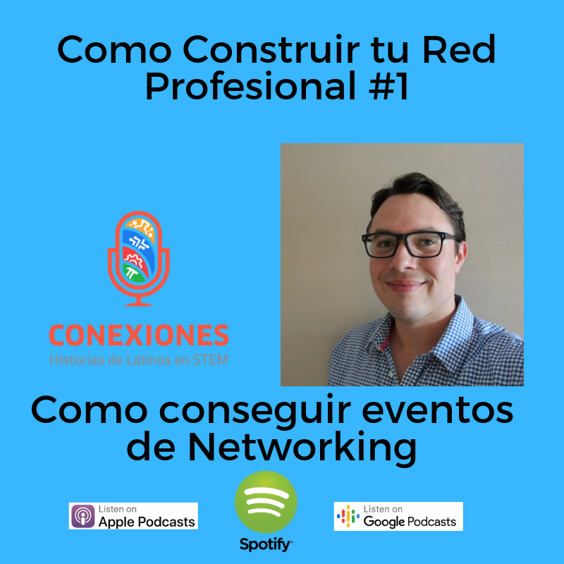 Como Construir tu Red Profesional #1 : Eventos de Networking | #0000