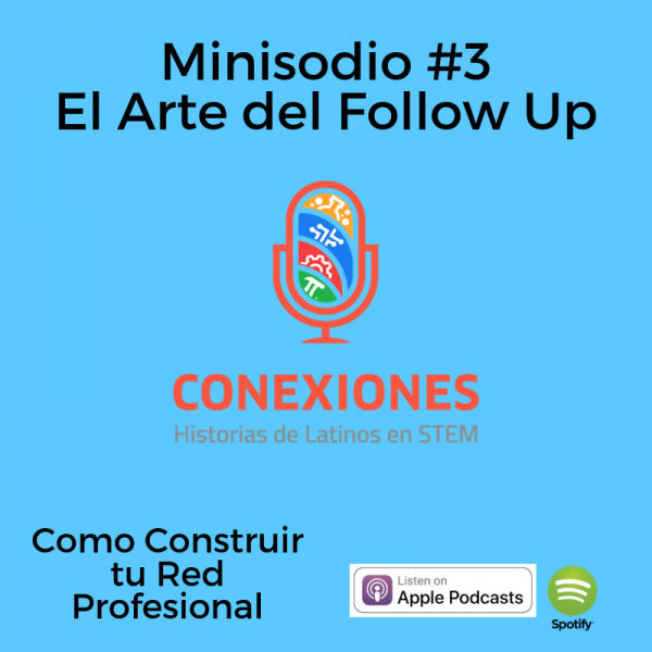 Como Construir tu Red Profesional #3: El Arte del Follow Up | #0000