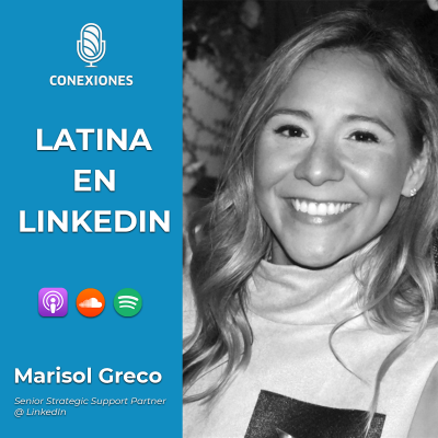 Latina en LinkedIn: Marisol Greco, Senior Strategic Support Partner @ Linkedin | 48