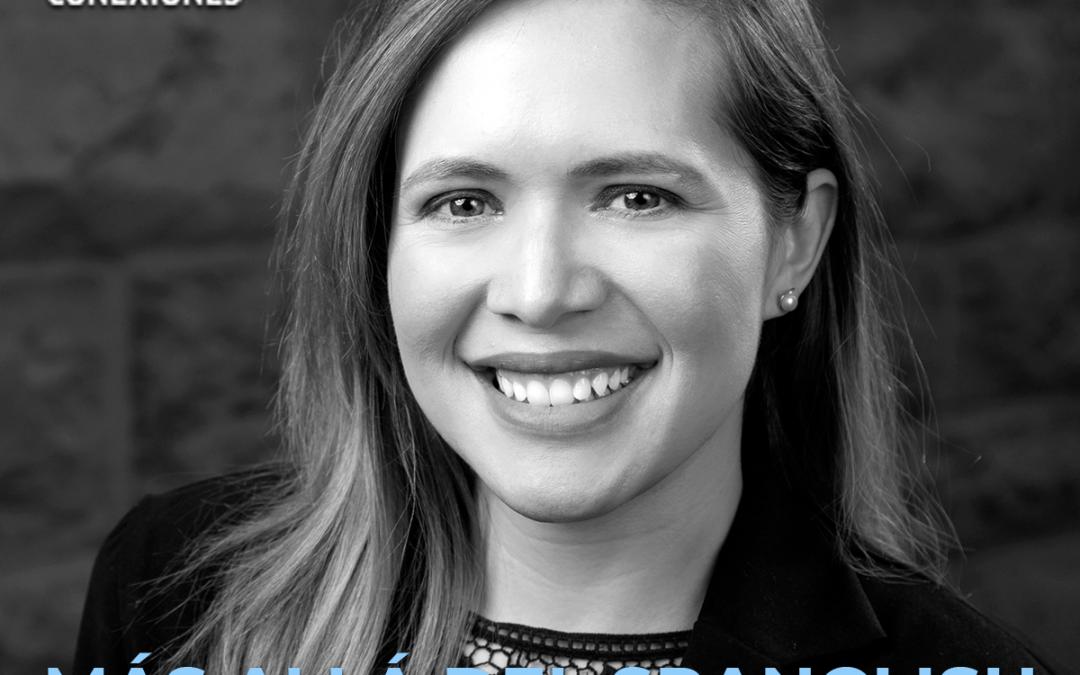 Más Allá Del Spanglish: Vanessa Diaz, Investigadora en La Universidad de Virginia Tech | 47