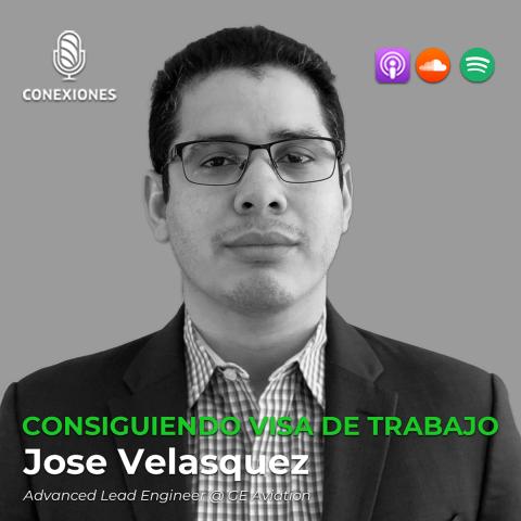 Consiguiendo VISA de Trabajo: Jose Velasquez, Ingeniero @ General Electric | 44