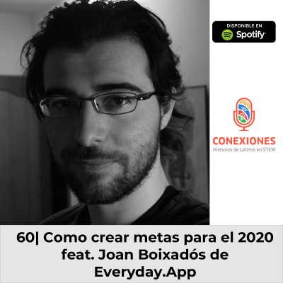 Como crear metas para el 2020 feat. Joan Boixadós de Everyday.App | 60