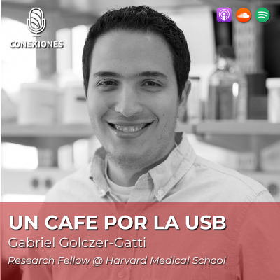 Revisitando: Un Café por la USB: Gabriel Golczer-Gatti, Research Fellow @ Harvard Medical School | 61