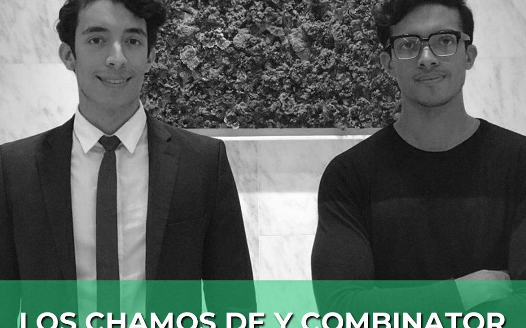 65 | Los Chamos de Y Combinator: Kevin y Victor Charles, fundadores de Cocomercado