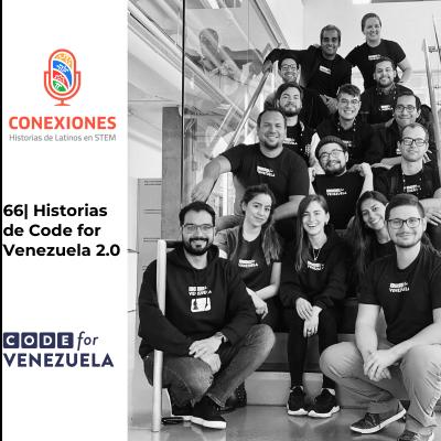 Civic Hacking: Historias de Code for Venezuela con Jose Monte de Oca, Fabiola Rosato y Luis Noguera | #66