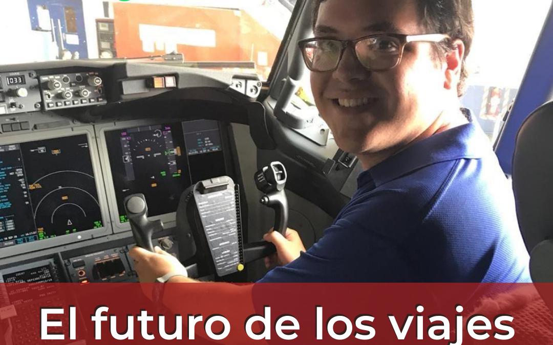 El futuro de los viajes feat JC Arosemena, Fleet Planning @ Copa Airlines