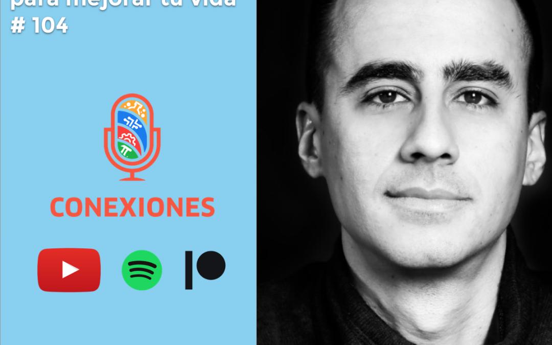 Tiny Rockets: Construyendo hábitos para mejorar tu vida feat. Orlando Osorio CNX #104