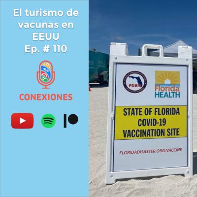 Turismo de vacunas en EEUU y ¿Hace falta hablar inglés perfecto para trabajar en Tech?