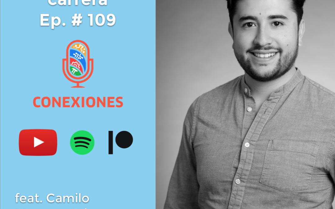 Encontrando el compás de tu carrera con Camilo Moreno-Salamanca , Google Cloud Advisor