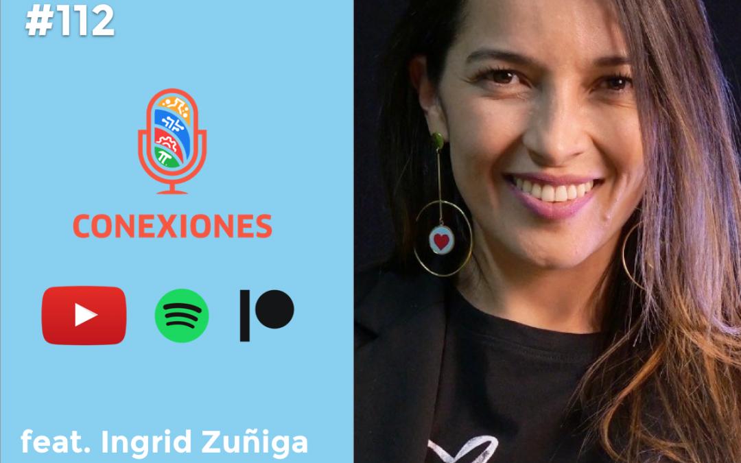 Relaciones públicas en el mundo digital ft. Ingrid Zuniga / PR & Comms @ Platzi / Conexiones
